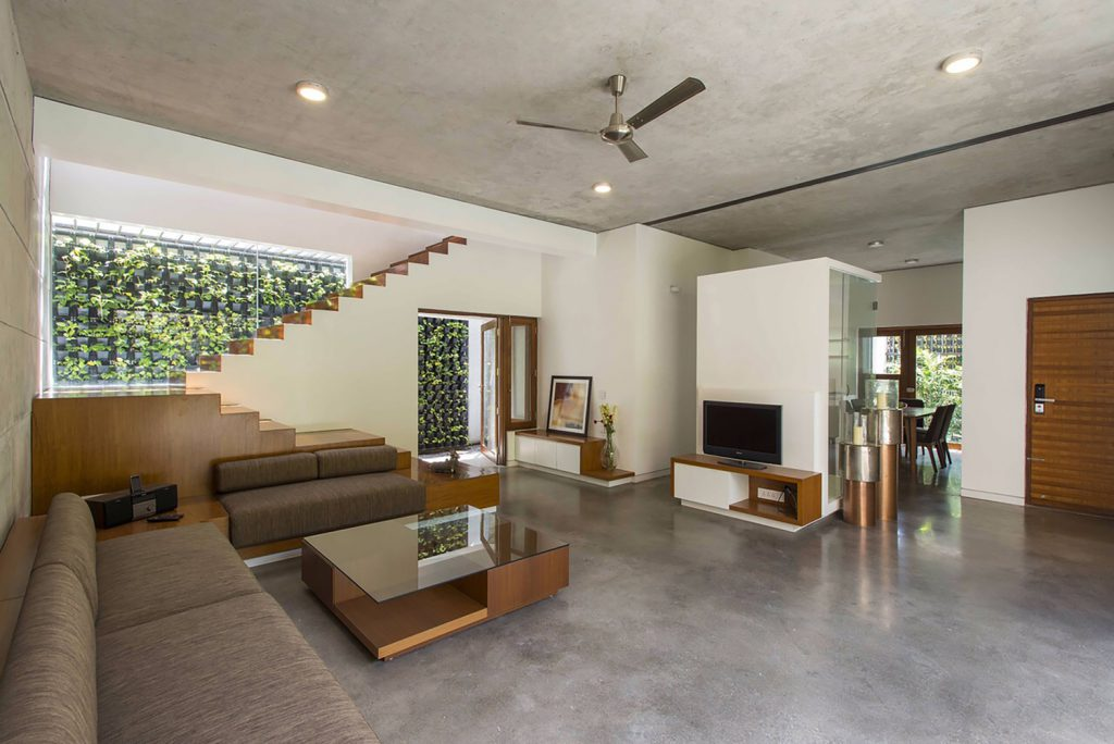 Badri Residence A Modern Indian House Architecture Paradigm (6)