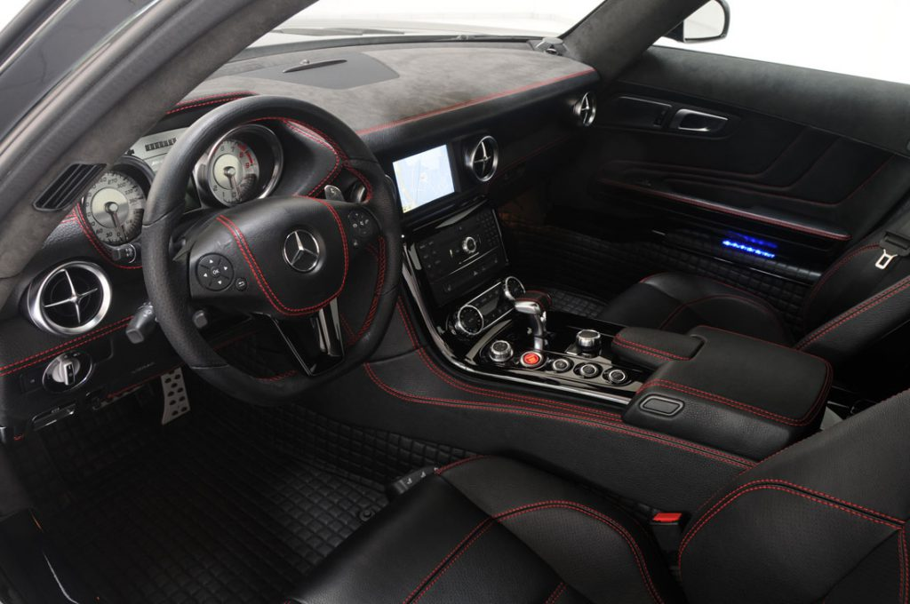 Mercedes-AMG SLC 43 front cabin launched in India