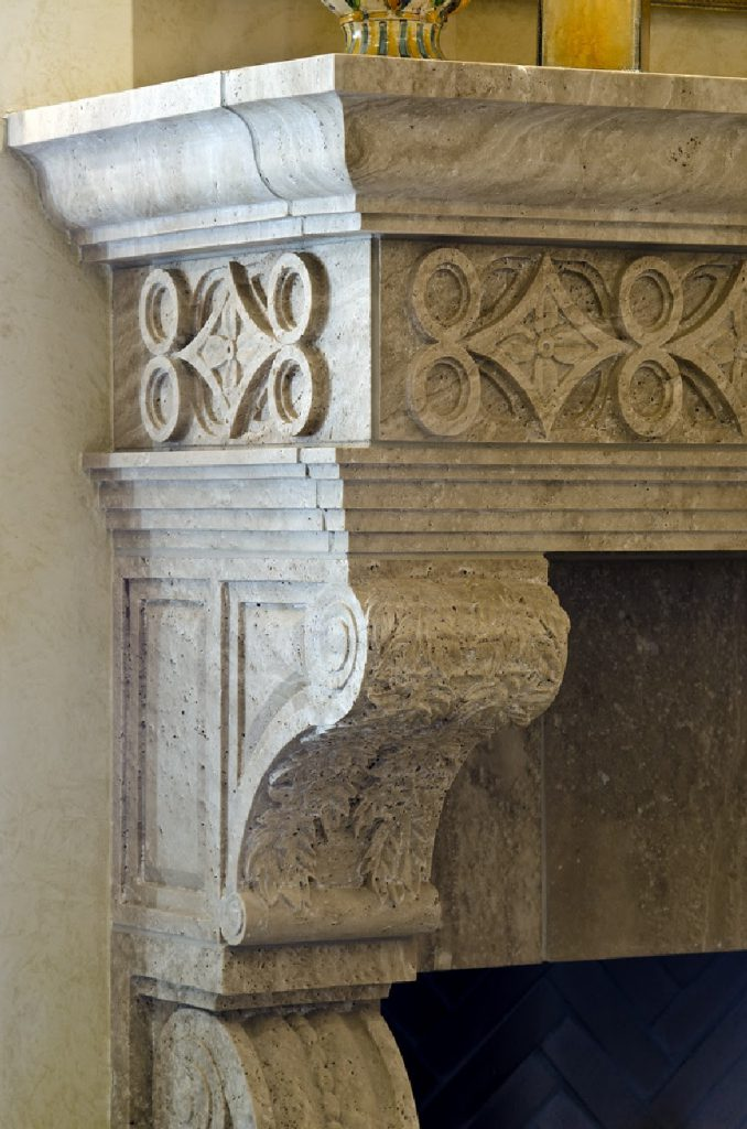 Tuscan Style elements in home decor