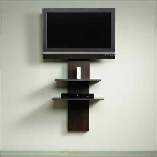 Bedroom TV Stand With Mount TV Wall Units