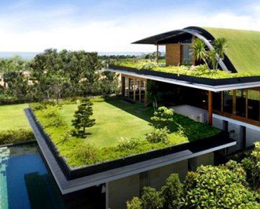 make environmentally friendly house design,