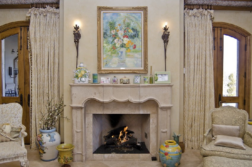 Tuscan Wall Decor at Home and Interior Design Ideas