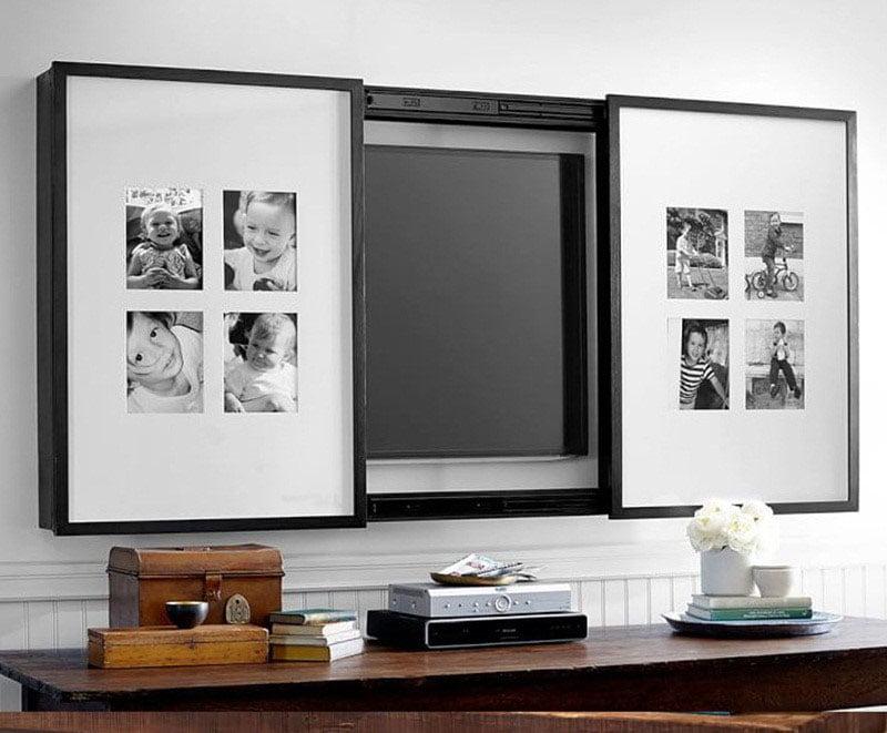 Bedroom tv stand unit with mount modern design ideas - Tv shelf design ...