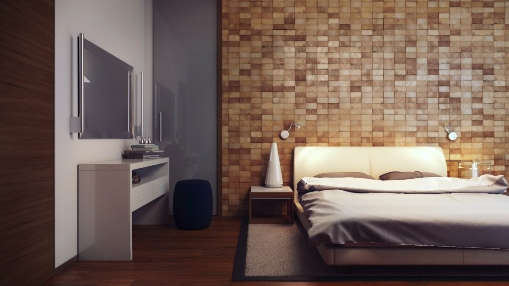 bedroom tv. TV wall Units Ideas for Luxurious Bedroom Decor  Stand Unit with Mount Modern Design