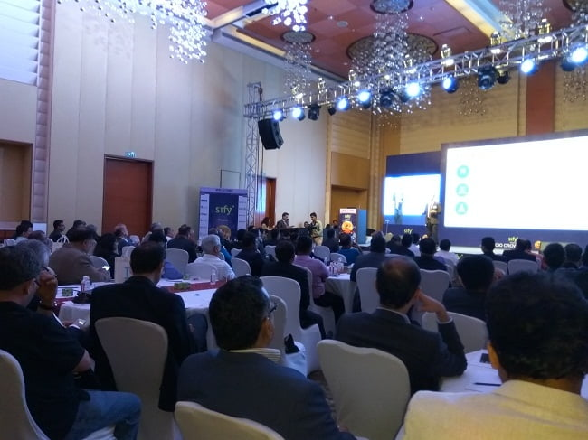 CIO Crown 2016 Event By Sify Technologies in Mumbai Overview (12)