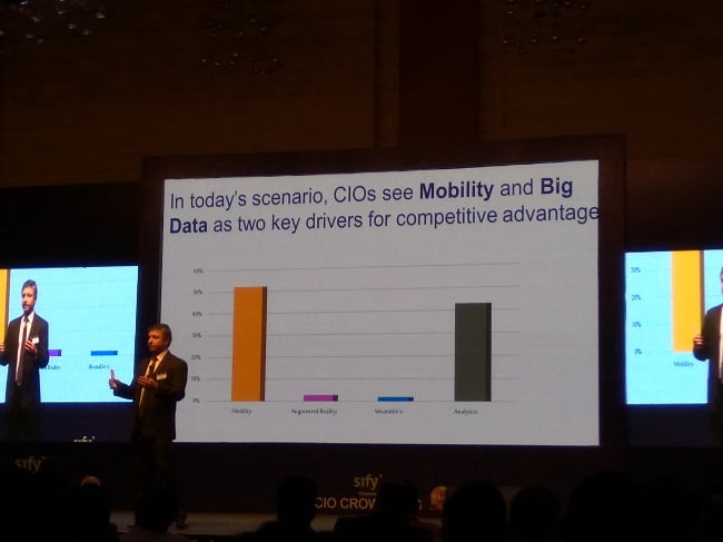 CIO Crown 2016 Event By Sify Technologies in Mumbai Overview (14)