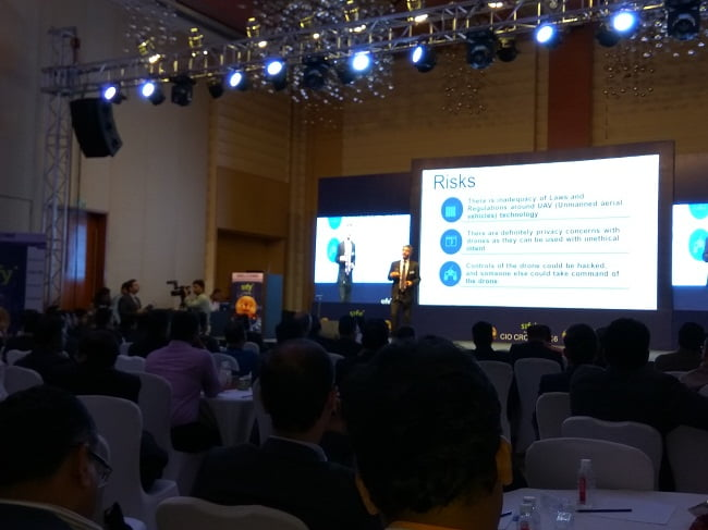 CIO Crown 2016 Event By Sify Technologies in Mumbai Overview (21)