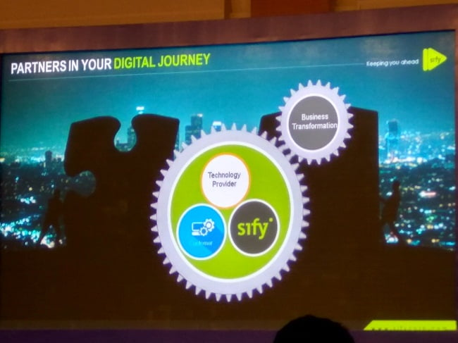 CIO Crown 2016 Event By Sify Technologies in Mumbai Overview (31)