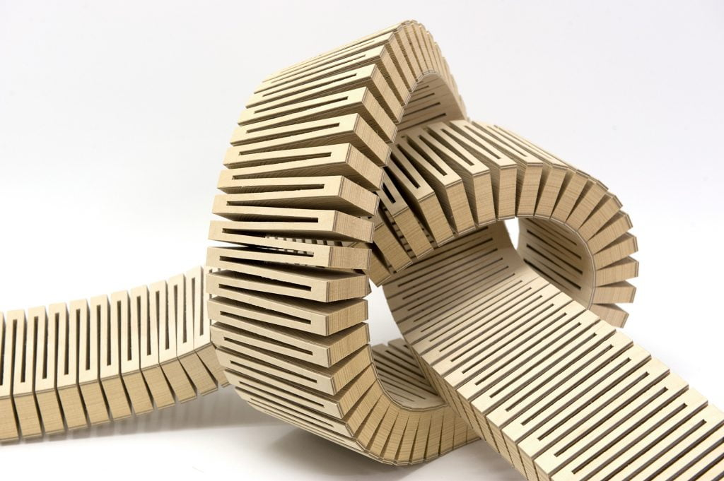 Flexible Wood dukta