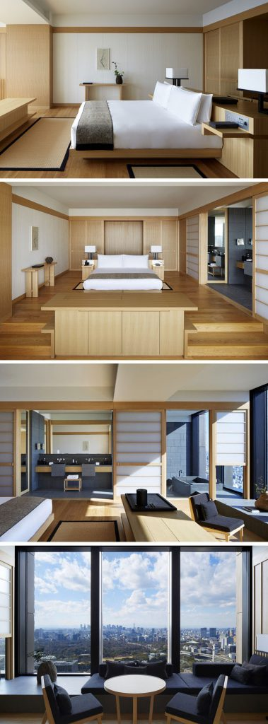 Hotel Room Types: Japanese Interior Design Ideas For Small Spaces