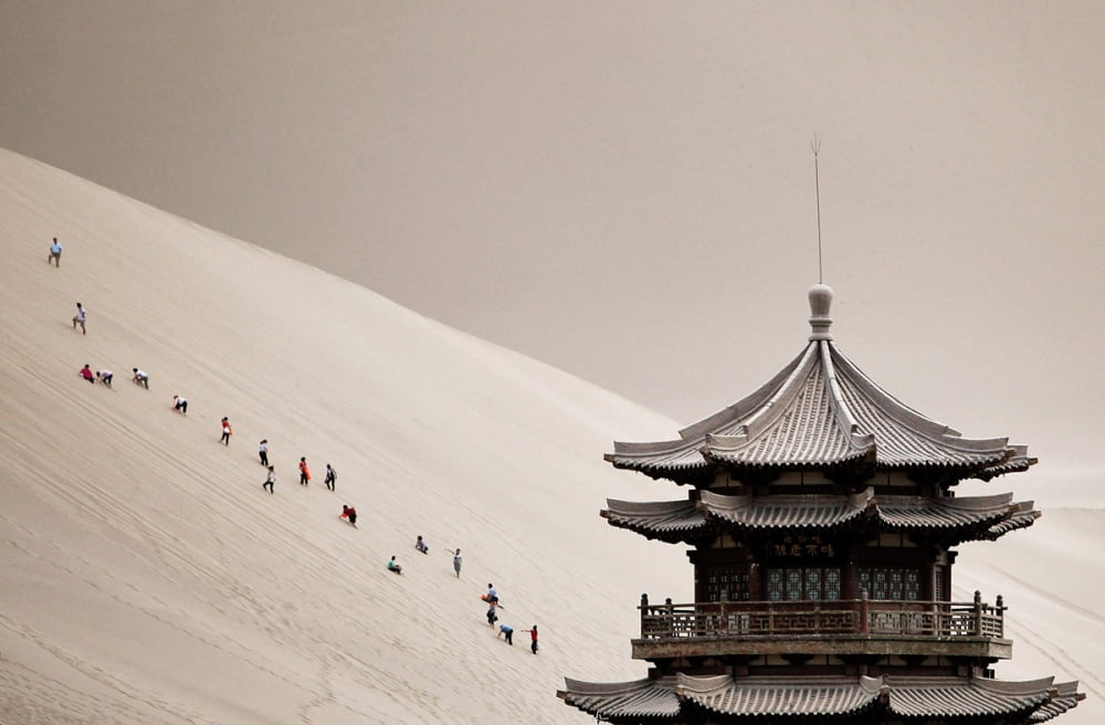 chinas-gansu-province