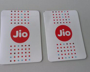 activate reliance jio sim card,