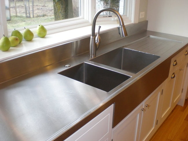 stainless-steel-countertops-design-ideas