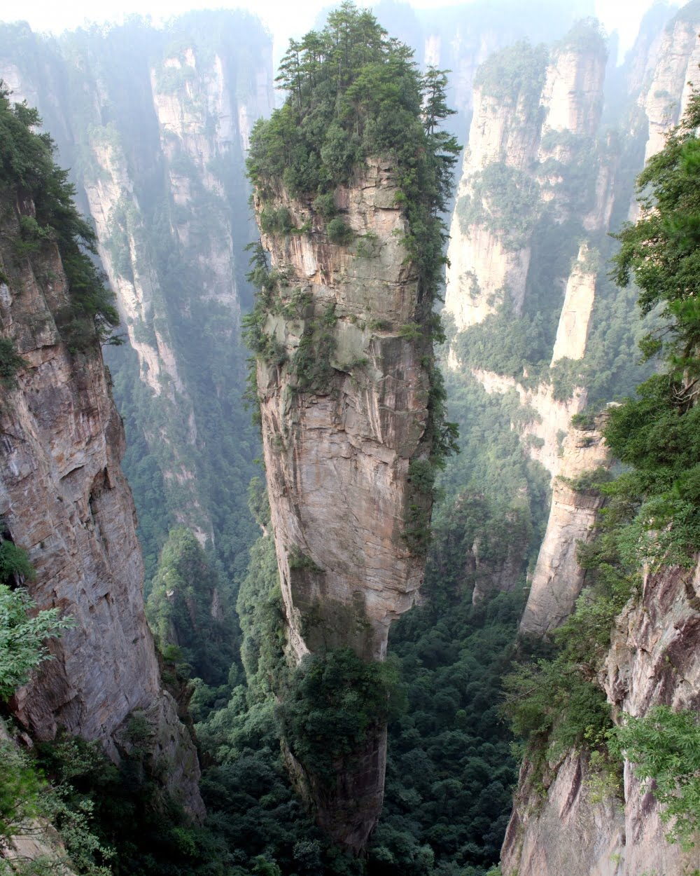 tianzi-mountain-china-inspiration-for-the-landscapes-of-pandora-in-avatar