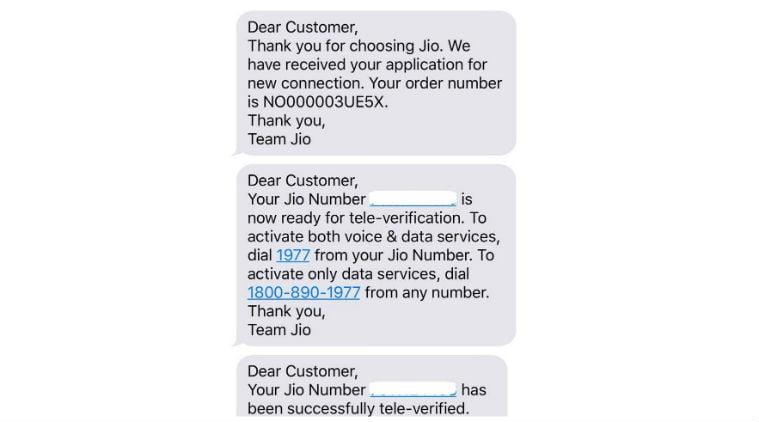 reliance-jio-sim card activation