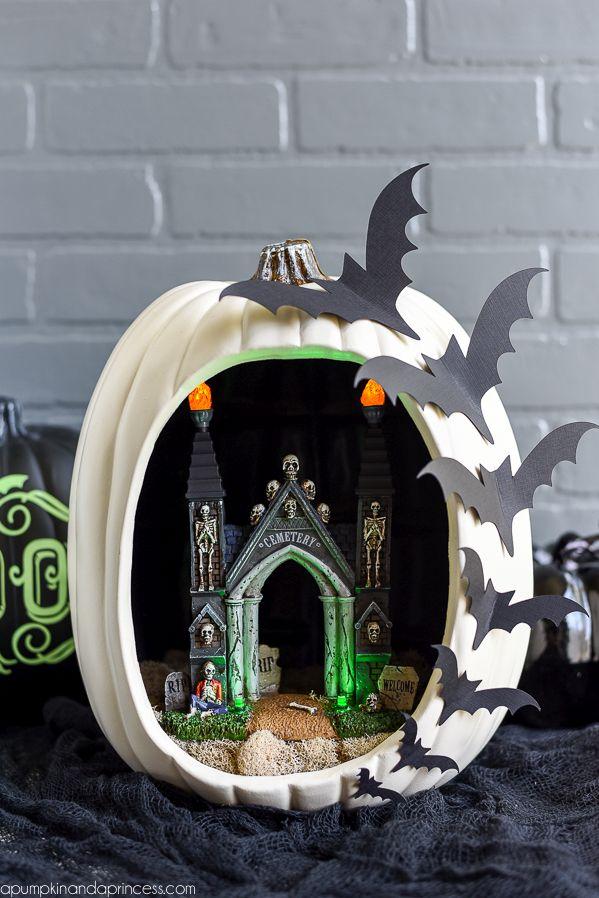 carved-pumpkins-for-halloween-decoration
