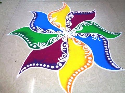 diwali-rangoli-designs-freehand