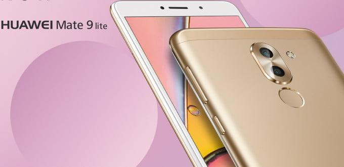 Huawei Mate 9 Lite,