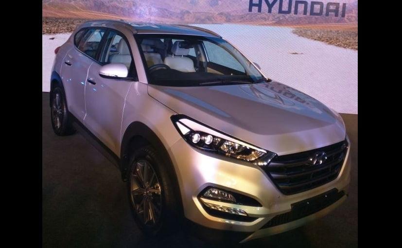 Hyundai Tucson Price In India 2016 Launch Specification Interior