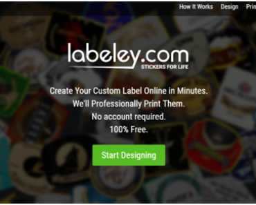 Design Labels Online Free,