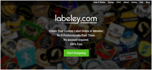 Design Labels Online Free,