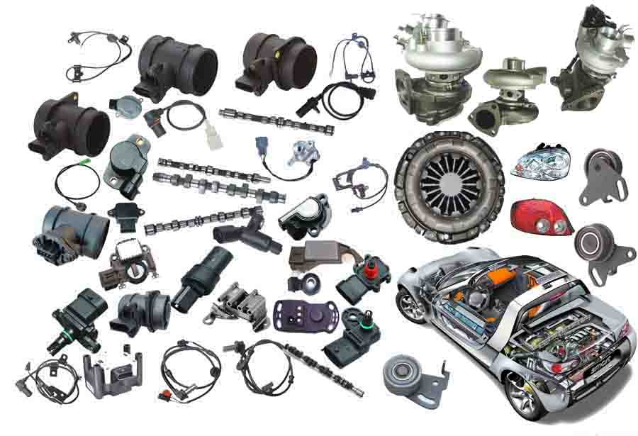 List of Car parts Replacement Schedule: Time to Time Cost Estimates