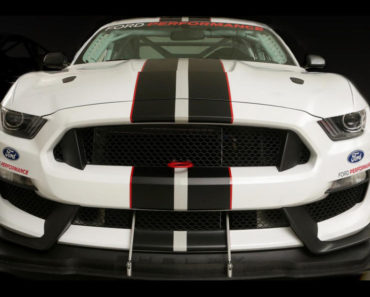 Ford Shelby Mustang FP350S,