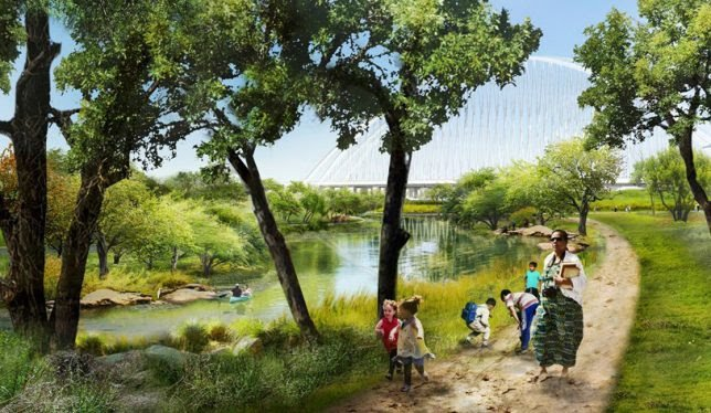 riverfront development plan,