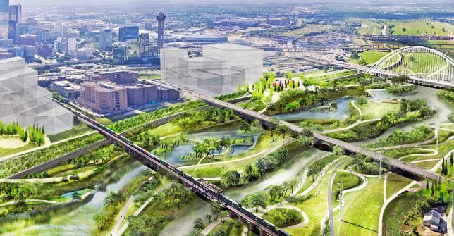 riverfront development projects in world,
