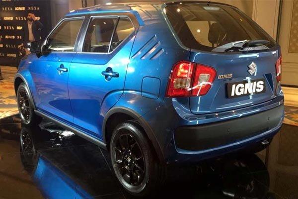 Maruti Suzuki Ignis Price Full Specification Features In India
