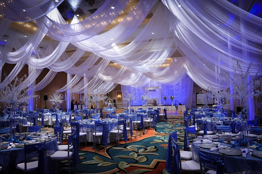 Ideas For Wedding Decorations The Reception