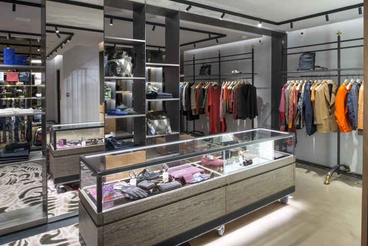 urban retail store design concept ideas layout