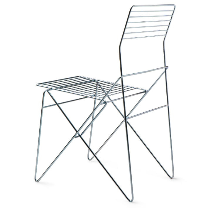 steel chair for dining table,