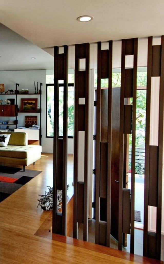 Room dividers ideas wooden partition wall design for home - Partition in interior designing ...