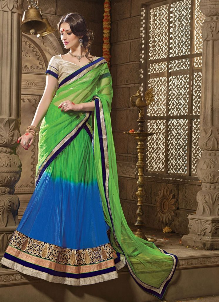 Navratri color of the day second day – Green, colour for navratri 2017, navratri colours for nine days, 9 colours of navratri 2017, nine colours of navratri 2017, navratri colors meaning, navratri colours 2017, navratri 2017 colours with date, navratri colours for nine days, navratri 2017 colors to wear,