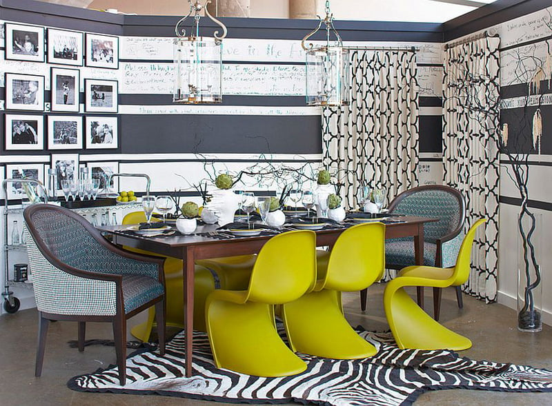 elegant dining room pictures,