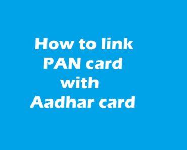 Link pan card to aadhaar card, how to link pan with aadhaar, unable to link aadhaar with pan,
