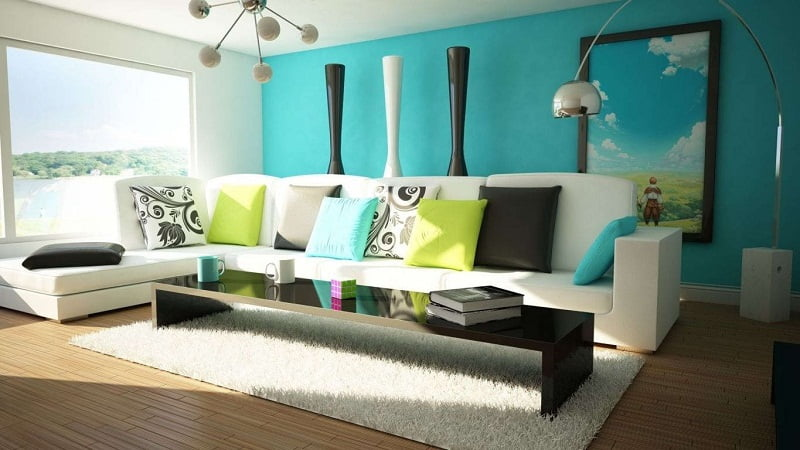 Modern Living Room Wall Art Ideas