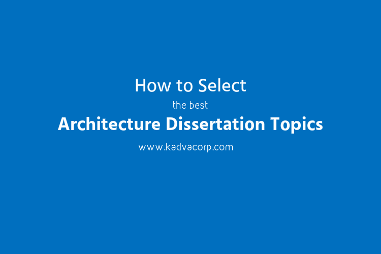 tips for picking a dissertation topic