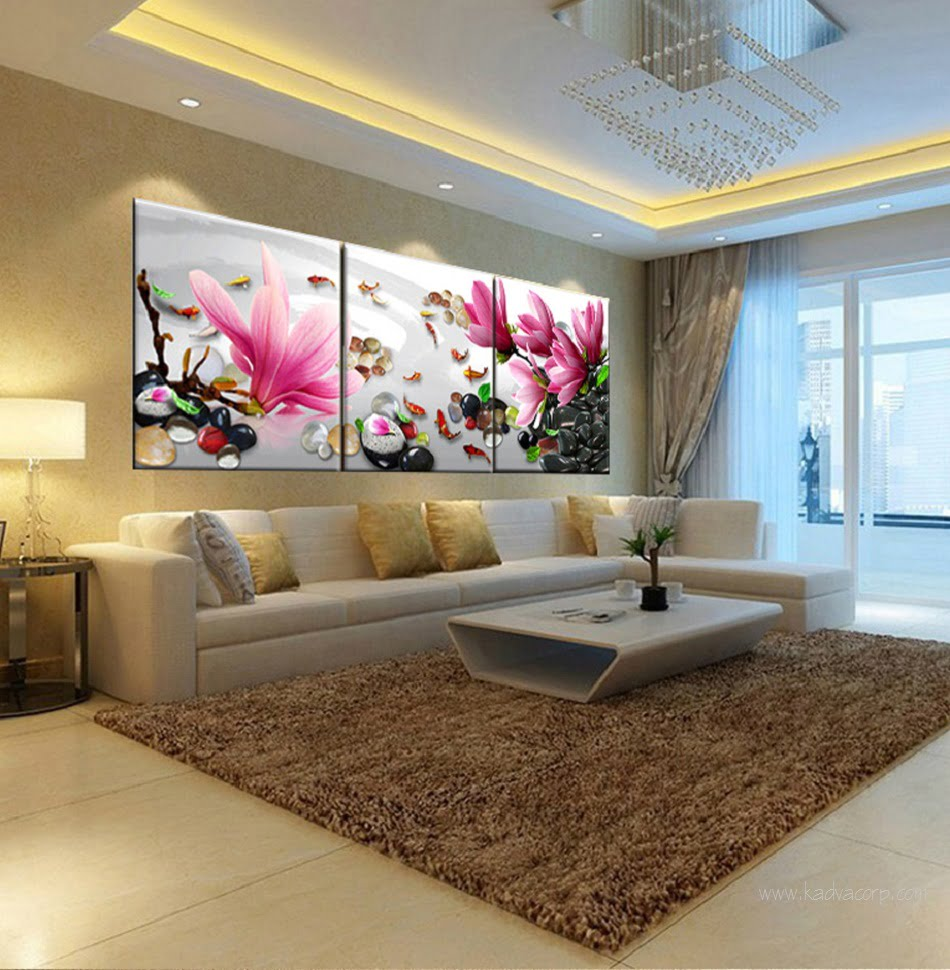 Perfect canvas wall art oversized canvas art large wall art for living room