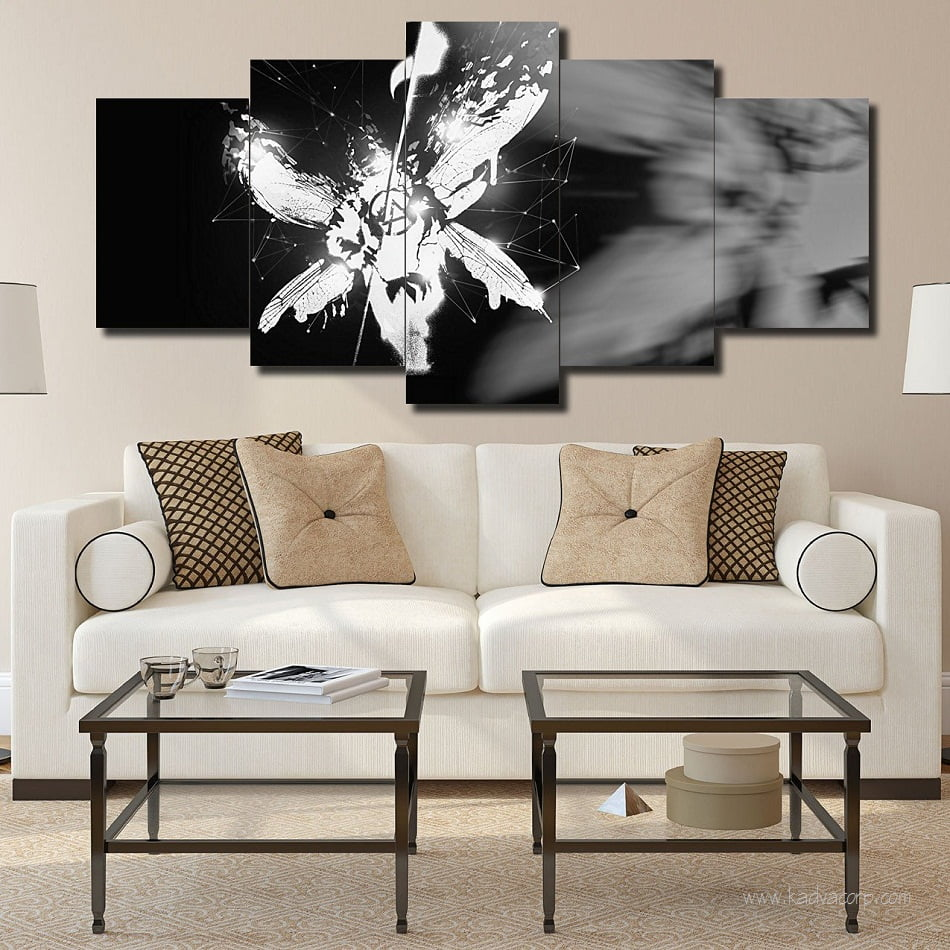 Trend canvas wall art oversized canvas art large wall art for living room