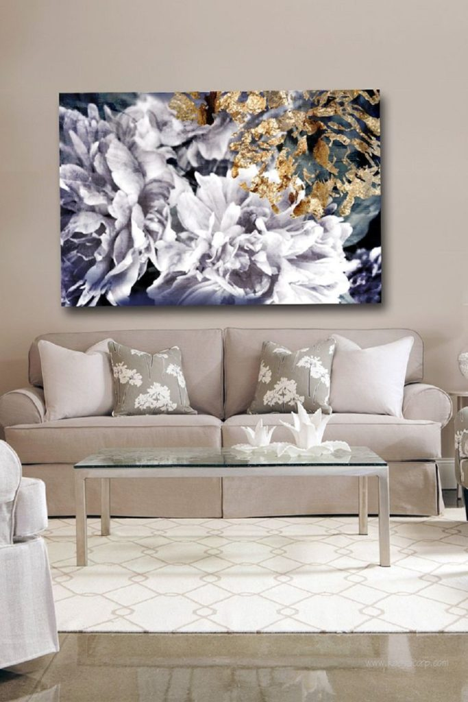 Popular canvas wall art oversized canvas art large wall art for living room