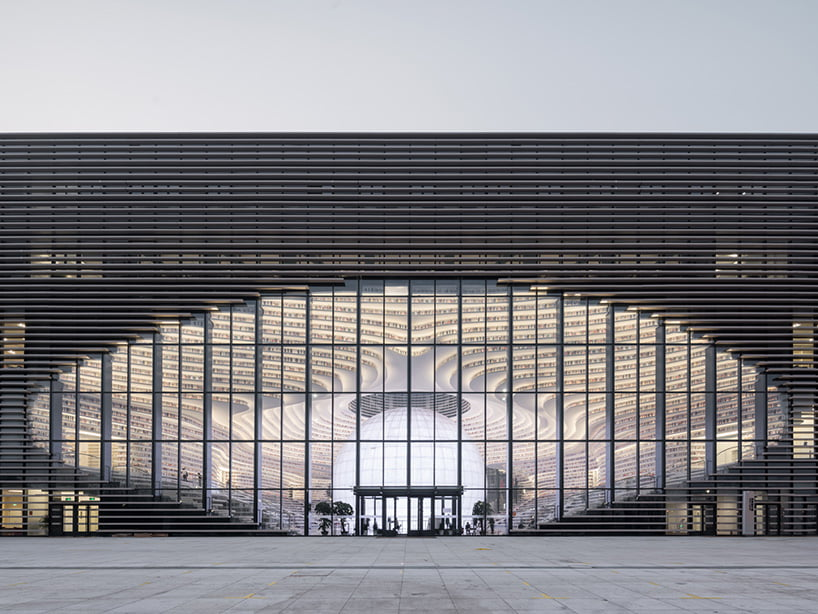 Tianjin Binhai public library, public library architecture, library architecture plan, library architecture design, library architecture case study, archdaily library plans, library design concepts architecture, public library design ideas, library design plans, public library design concepts,