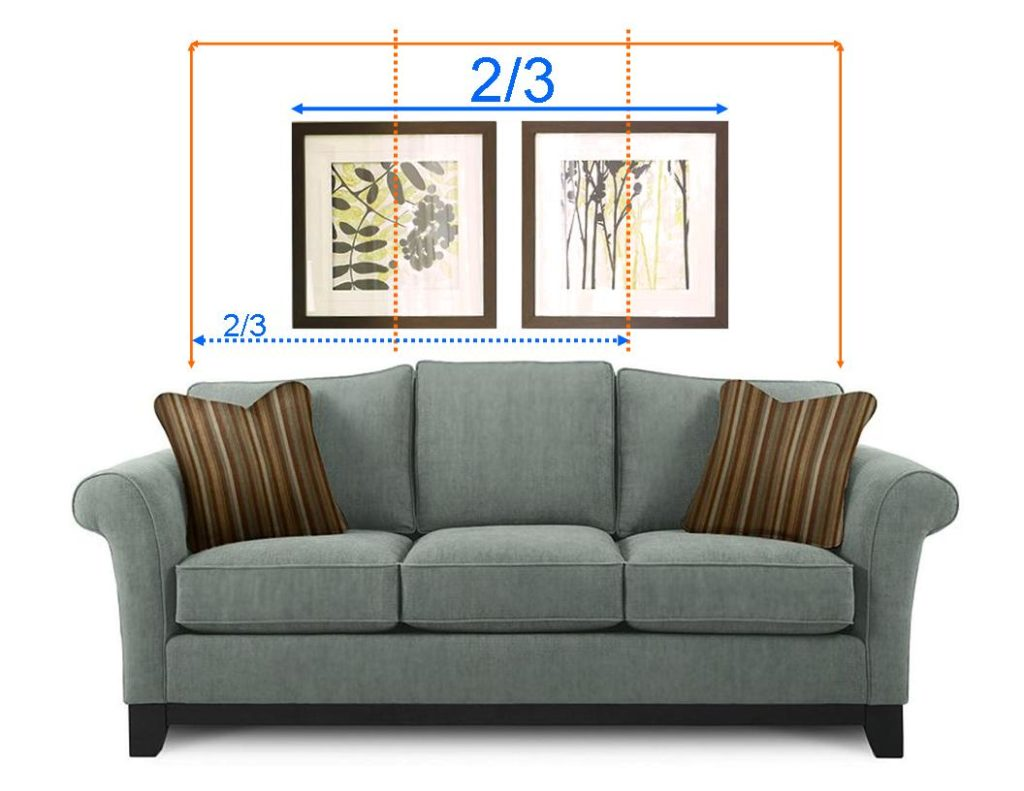 Did You Know How To Hang Wall Art On Right Way Height