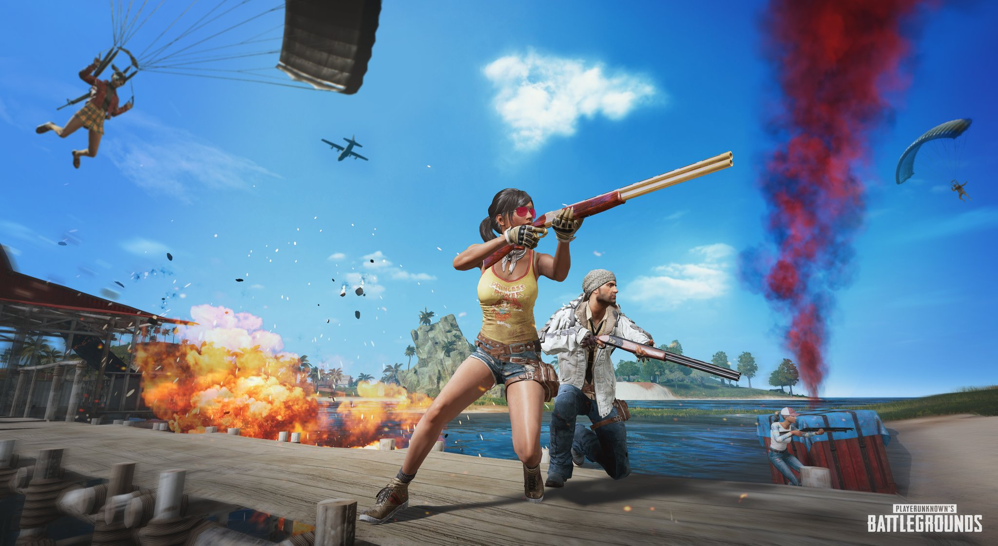 How To Get Pubg Game For Mobile Pc And Laptop For Free
