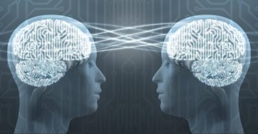 Brainnet, brain to brain, thoughts sharing, telepathy, ai, MIT Technology Review, ArXiv-org,